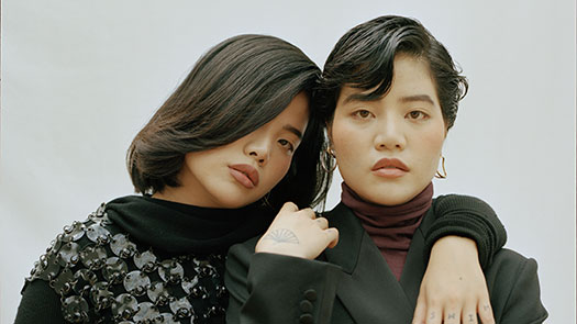 Fa & Fon, for Styleby Magazine, Photograph by Pizco