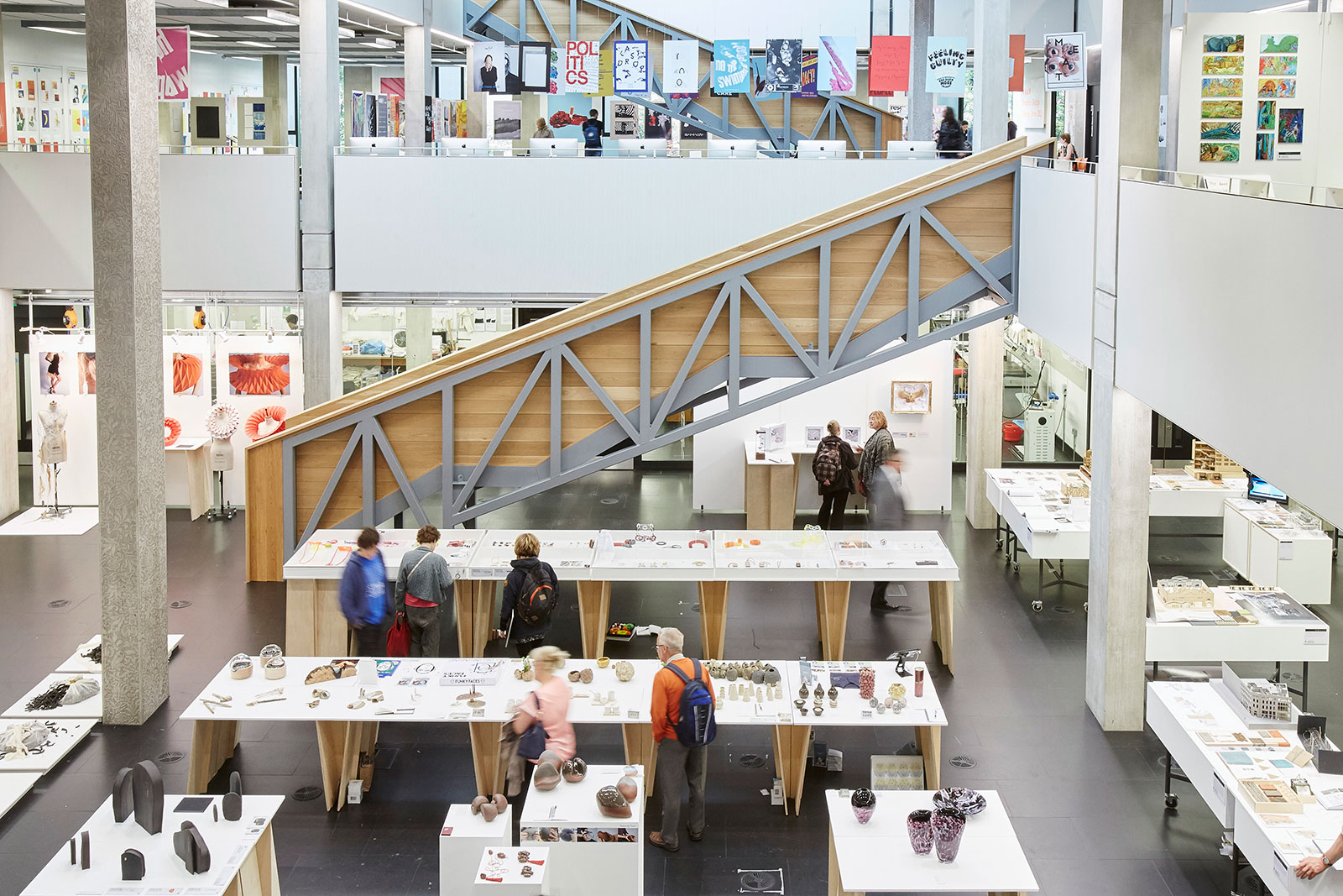 Information For Schools Degree Show Manchester School Of Art