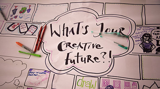 What's your Creative Future?