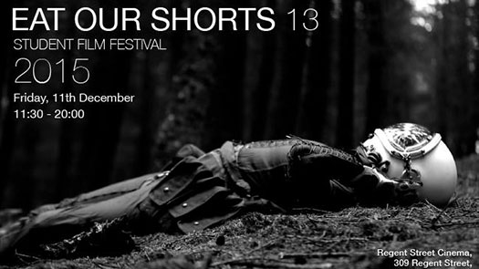 Eat Our Shorts Film Festival Poster